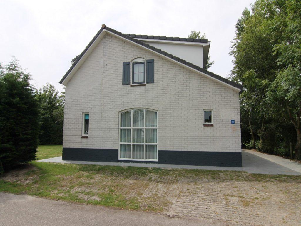 Onze luxe bungalow op Texel